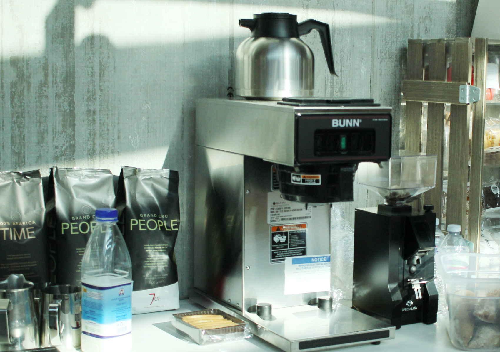 filtrovana kava eureka mlyncek na kavu