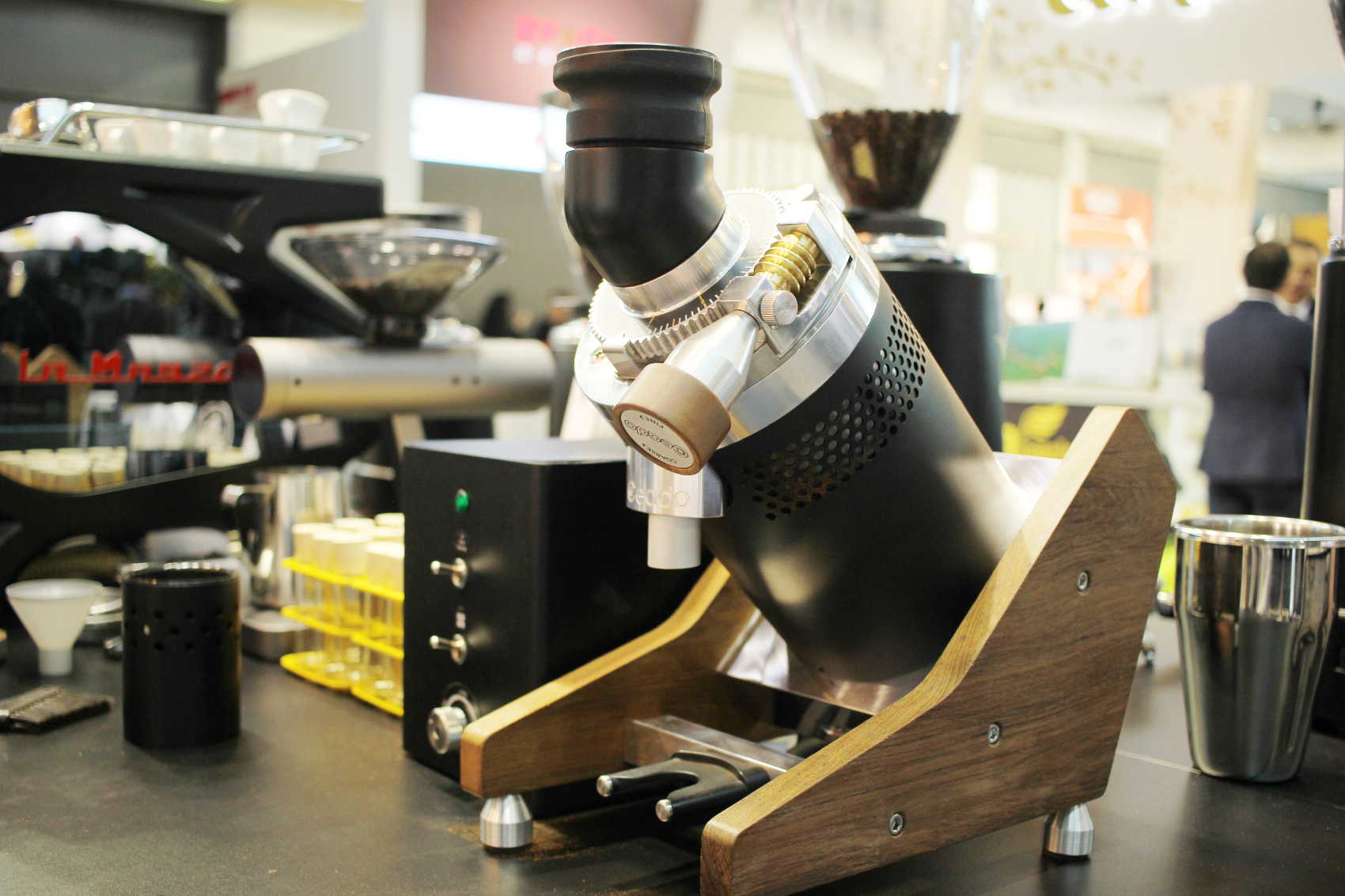 CTJB mega high end mlyncek na taliansku kavu goppion caffe